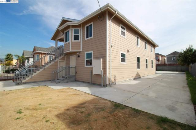 1256 50Th Ave, Oakland, CA 94601 (#BE40811100) :: The Kulda Real Estate Group