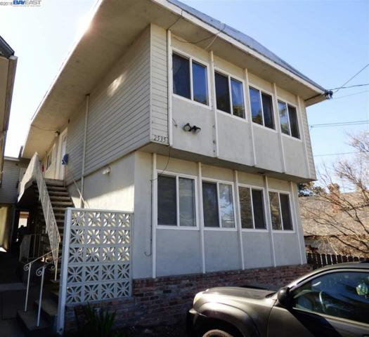 2535 E 29Th St, Oakland, CA 94602 (#BE40811102) :: Astute Realty Inc