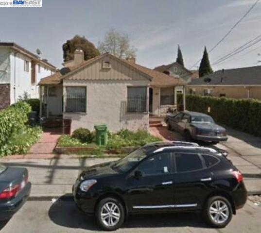 2218 Seminary Ave, Oakland, CA 94605 (#BE40811295) :: The Dale Warfel Real Estate Network