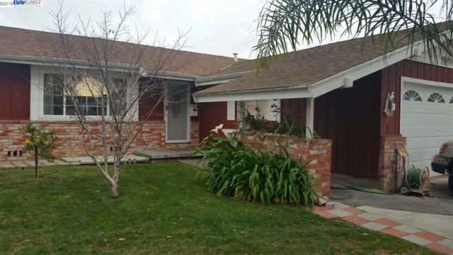 21910 Thelma St., Hayward, CA 94545 (#BE40811357) :: The Goss Real Estate Group, Keller Williams Bay Area Estates