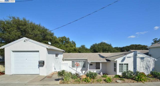 8726 Seneca St, Oakland, CA 94605 (#BE40811442) :: The Kulda Real Estate Group