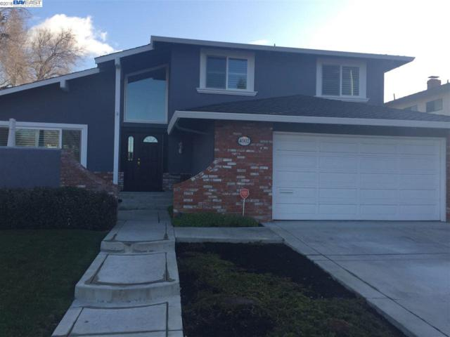 4002 Suffolk Way, Pleasanton, CA 94588 (#BE40811450) :: The Kulda Real Estate Group