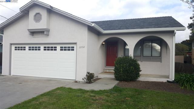 22652 Sonoma Street, Hayward, CA 94541 (#BE40811461) :: Brett Jennings Real Estate Experts