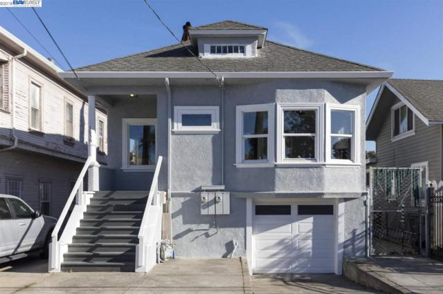 1836 39th Avenue, Oakland, CA 94601 (#BE40811524) :: The Kulda Real Estate Group