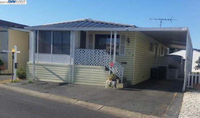 1200 W Winton Ave Spc 109, Hayward, CA 94545 (#BE40811548) :: Brett Jennings Real Estate Experts