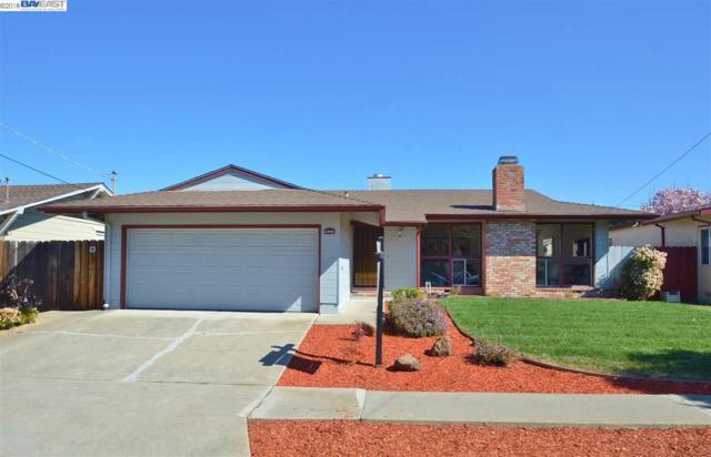 24692 Woodacre Ave., Hayward, CA 94544 (#BE40811574) :: The Gilmartin Group