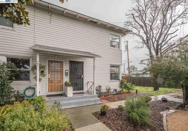 339 W Chanslor, Richmond, CA 94801 (#BE40812314) :: von Kaenel Real Estate Group
