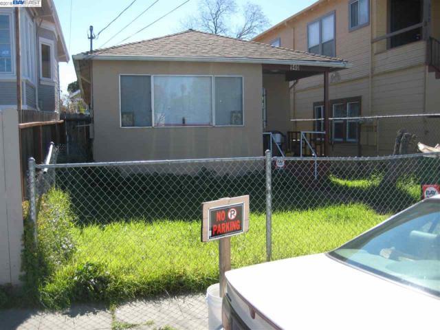 940 72nd Avenue, Oakland, CA 94621 (#BE40812619) :: The Dale Warfel Real Estate Network