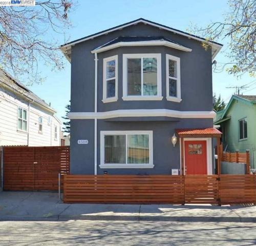 4508 Linden St., Oakland, CA 94608 (#BE40812743) :: The Goss Real Estate Group, Keller Williams Bay Area Estates