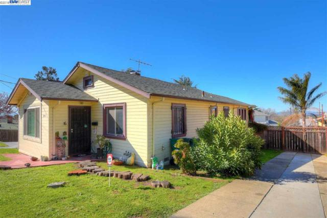 9533 Burr St, Oakland, CA 94605 (#BE40812816) :: Astute Realty Inc