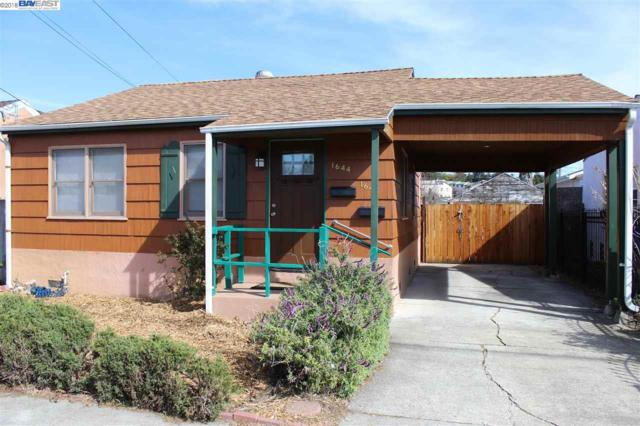 1644 Oriole Ave, San Leandro, CA 94578 (#BE40813019) :: von Kaenel Real Estate Group