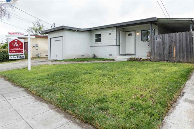 26353 Underwood Ave, Hayward, CA 94544 (#BE40813622) :: The Kulda Real Estate Group