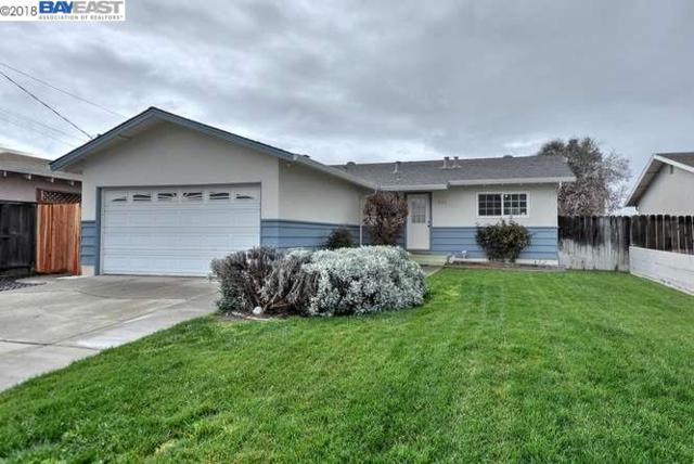 1162 Bannock St, Livermore, CA 94551 (#BE40813654) :: The Dale Warfel Real Estate Network