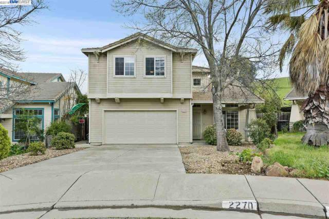 2270 Willow Ave, Bay Point, CA 94565 (#BE40814239) :: The Dale Warfel Real Estate Network