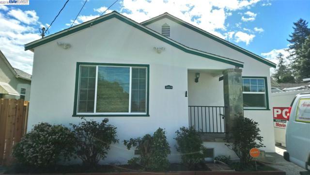 1623 Ward St, Hayward, CA 94541 (#BE40814326) :: The Goss Real Estate Group, Keller Williams Bay Area Estates