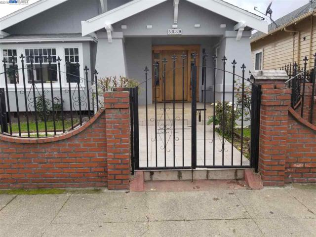 5539 E 17th Street, Oakland, CA 94621 (#BE40814400) :: The Dale Warfel Real Estate Network