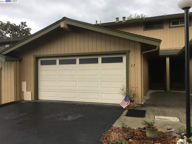 20111 W Ridge Ct, Castro Valley, CA 94546 (#BE40814803) :: The Kulda Real Estate Group