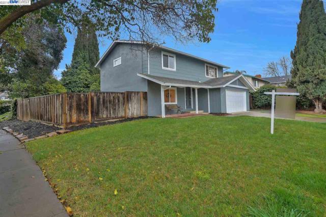4266 Tehama Ave, Fremont, CA 94538 (#BE40814855) :: The Kulda Real Estate Group