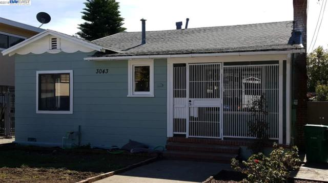 3043 Davis St, Oakland, CA 94601 (#BE40815073) :: RE/MAX Real Estate Services