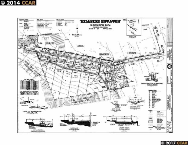 150 Hillside Ln, Martinez, CA 94553 (#CC40772259) :: Intero Real Estate