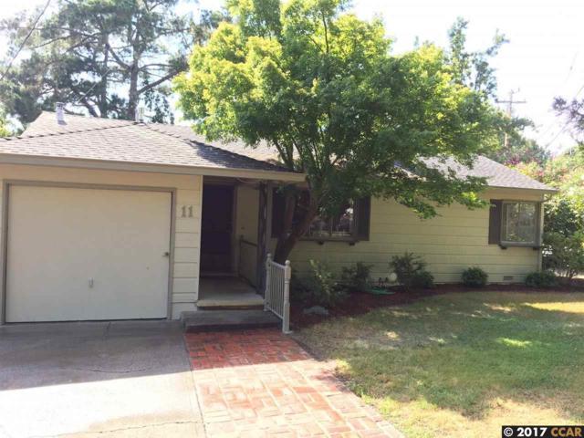 11 Carolyn Court, Lafayette, CA 94549 (#CC40787009) :: RE/MAX Real Estate Services