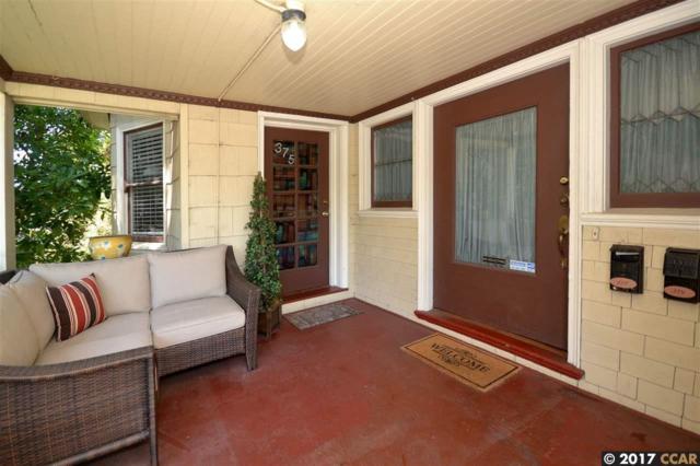 379 Orange St, Oakland, CA 94610 (#CC40794286) :: RE/MAX Real Estate Services