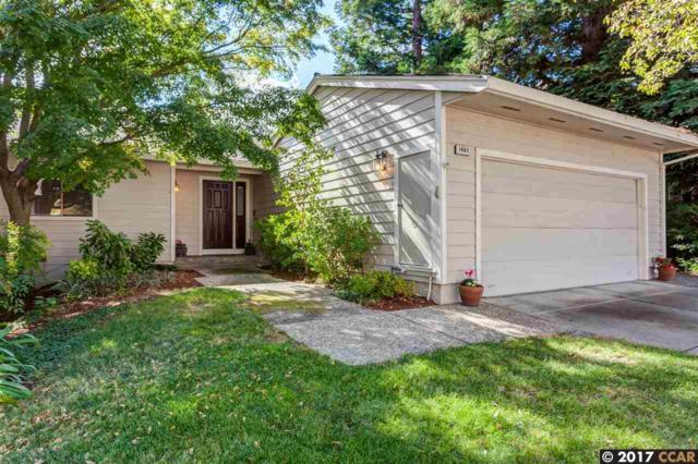 1483 Quail View Cir, Walnut Creek, CA 94597 (#CC40801328) :: Keller Williams - The Rose Group