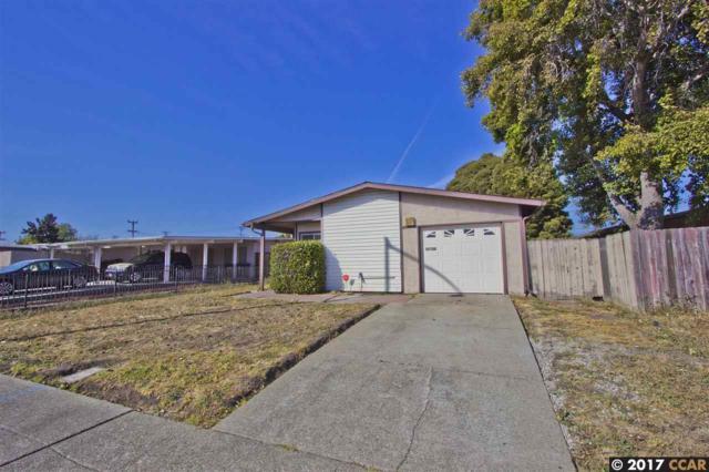 4539 Taft Ave, Richmond, CA 94804 (#CC40801384) :: The Goss Real Estate Group, Keller Williams Bay Area Estates