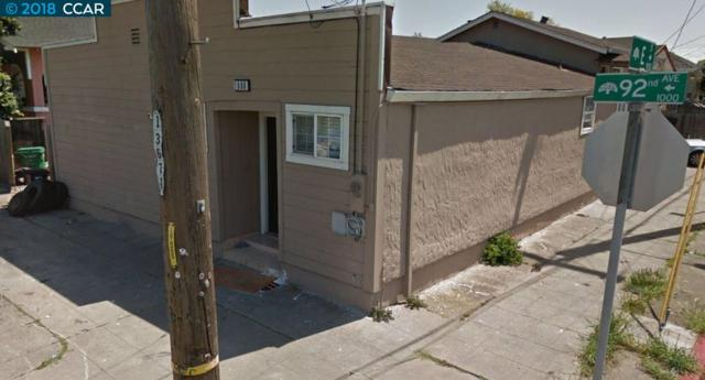 1000 92Nd Ave, Oakland, CA 94603 (#CC40810105) :: The Kulda Real Estate Group