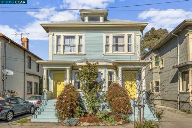 702 39Th St, Oakland, CA 94609 (#CC40810410) :: The Gilmartin Group