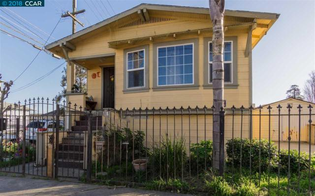336 Bissell, Richmond, CA 94801 (#CC40810569) :: The Goss Real Estate Group, Keller Williams Bay Area Estates