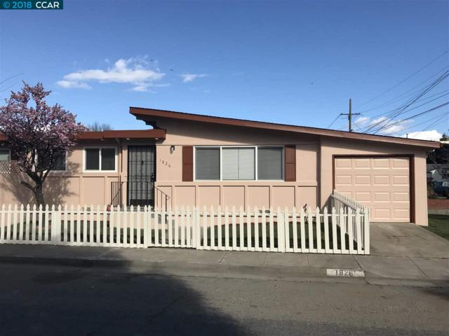 1826 San Luis St, Richmond, CA 94804 (#CC40811364) :: The Kulda Real Estate Group