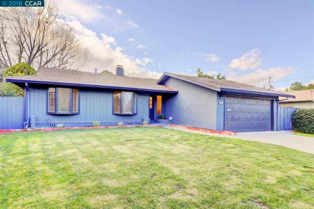 756 Duke Cir, Pleasant Hill, CA 94523 (#CC40811447) :: The Kulda Real Estate Group