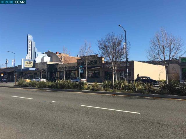 10046 San Pablo Ave, El Cerrito, CA 94530 (#CC40811870) :: The Dale Warfel Real Estate Network
