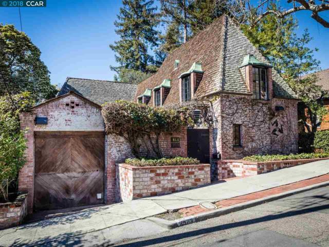 2573 Buena Vista Way, Berkeley, CA 94708 (#CC40813155) :: von Kaenel Real Estate Group