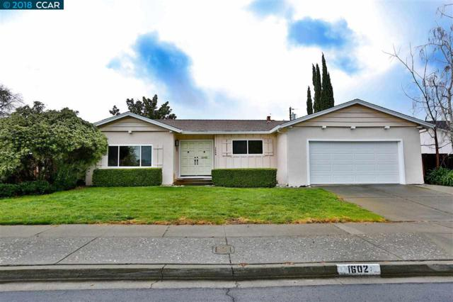 1602 Thornwood, Concord, CA 94521 (#CC40814224) :: The Goss Real Estate Group, Keller Williams Bay Area Estates