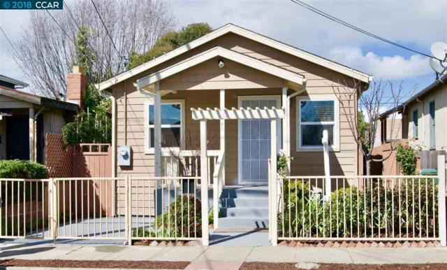 2729 Esmond Ave, Richmond, CA 94804 (#CC40814276) :: The Dale Warfel Real Estate Network