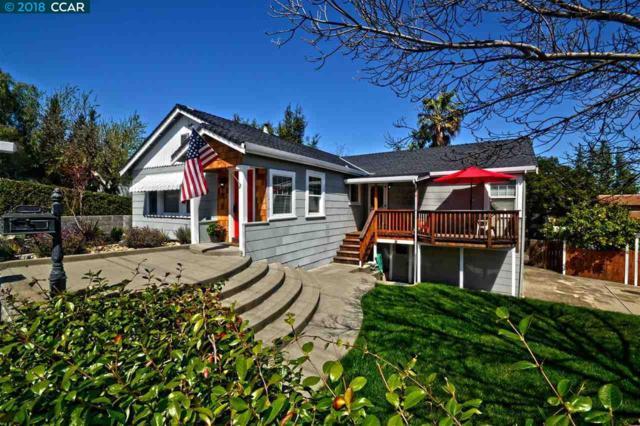 2501 Bella Vista Ave, Martinez, CA 94553 (#CC40815049) :: The Kulda Real Estate Group
