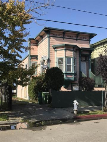 835 Wood, Oakland, CA 94607 (#EB40778004) :: RE/MAX Real Estate Services