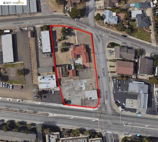 15601 Washington Ave, San Lorenzo, CA 94580 (#EB40789061) :: The Warfel Gardin Group