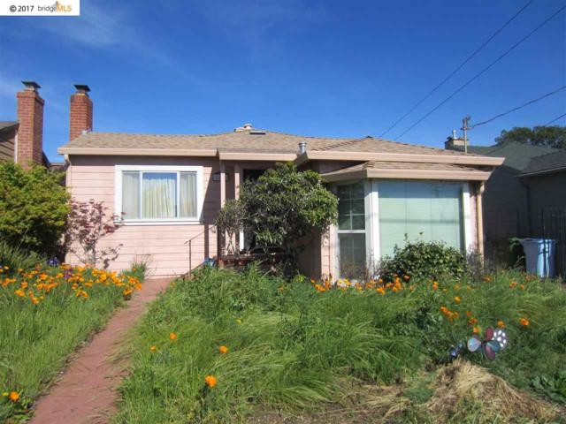 1481 9th St., Berkeley, CA 94710 (#EB40790331) :: The Kulda Real Estate Group