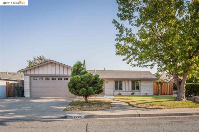 2225 Washington Way, Antioch, CA 94509 (#EB40794038) :: Brett Jennings Real Estate Experts