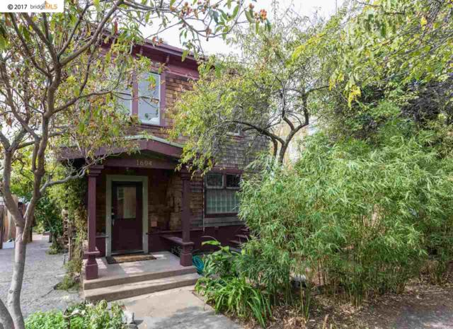 1604 Milvia St, Berkeley, CA 94709 (#EB40801273) :: RE/MAX Real Estate Services
