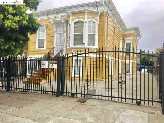 718 E 17Th St, Oakland, CA 94606 (#EB40804508) :: The Kulda Real Estate Group