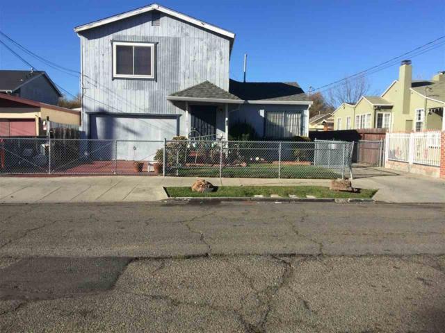 1087 80Th Ave, Oakland, CA 94621 (#EB40806688) :: The Dale Warfel Real Estate Network