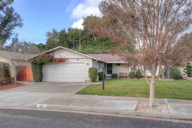 887 Alderbrook Ln, Cupertino, CA 95014 (#EB40806947) :: Brett Jennings Real Estate Experts