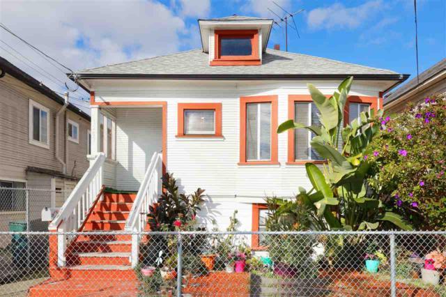 1207 40Th Ave, Oakland, CA 94601 (#EB40808398) :: Astute Realty Inc