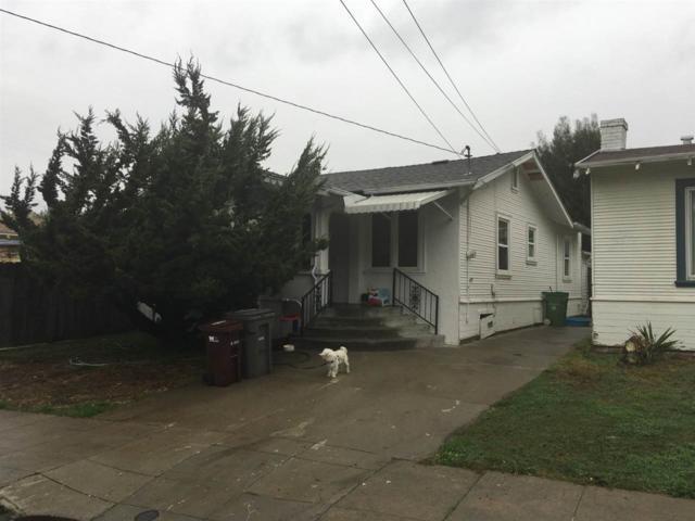8366 Iris St, Oakland, CA 94605 (#EB40808846) :: The Dale Warfel Real Estate Network