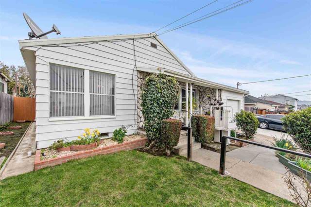 1334 Carlson Blvd, Richmond, CA 94804 (#EB40808917) :: The Kulda Real Estate Group