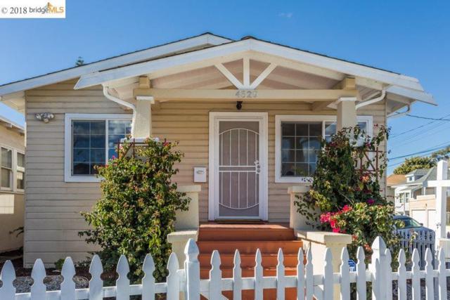 4529 Market St, Oakland, CA 94608 (#EB40810389) :: The Kulda Real Estate Group